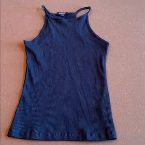 Ribbed tank never worn